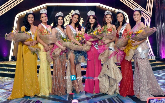 95e5d81011 Bb. Pilipinas 2018 Winners and their NEW crowns!