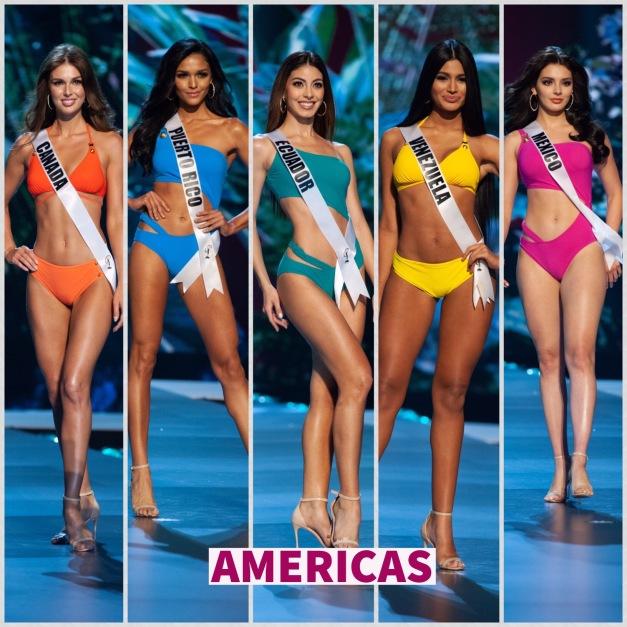 In Photos: My Miss Universe 2018 Predictions | normannorman com