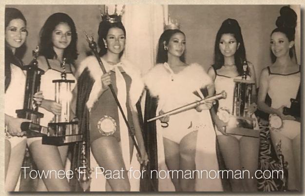 Miss Universe 1969   normannorman com