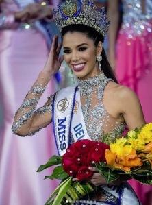 Miss Venezuela 2019 is Lulyana Thalía Olvino Torres of Delta Amacuro