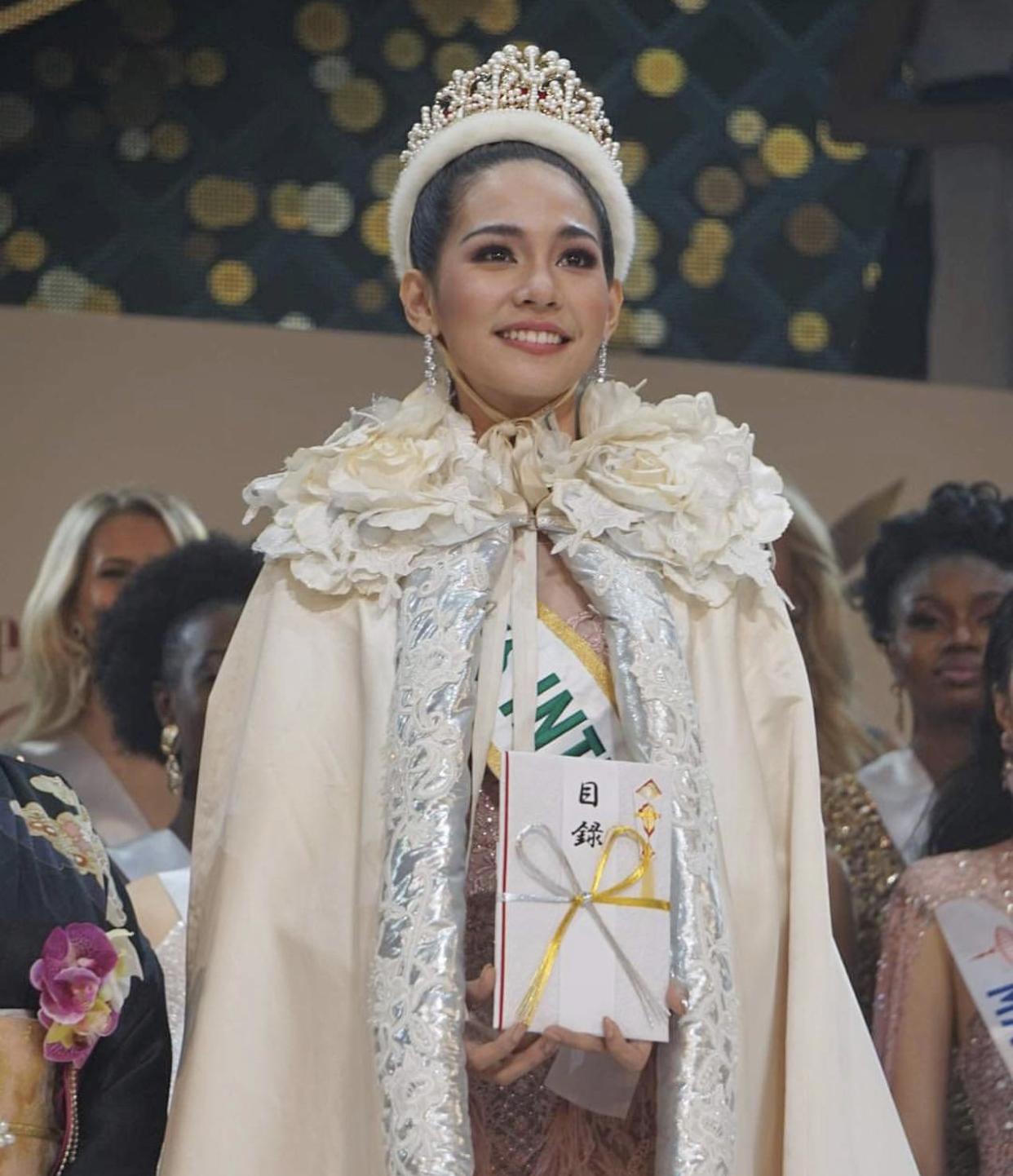 Official Thread of MISS INTERNATIONAL 2019 : Sireethorn Leearamwat of THAILAND 9bd15aa9-c917-4495-8946-ac43ba16ad11