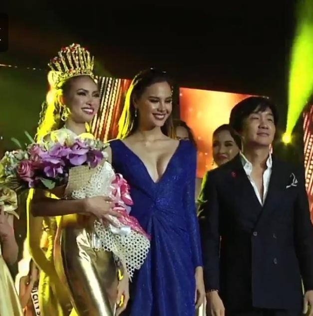 Beatrice Gomez: Beatrice Luigi Gomez Wins Binibining Cebu 2020