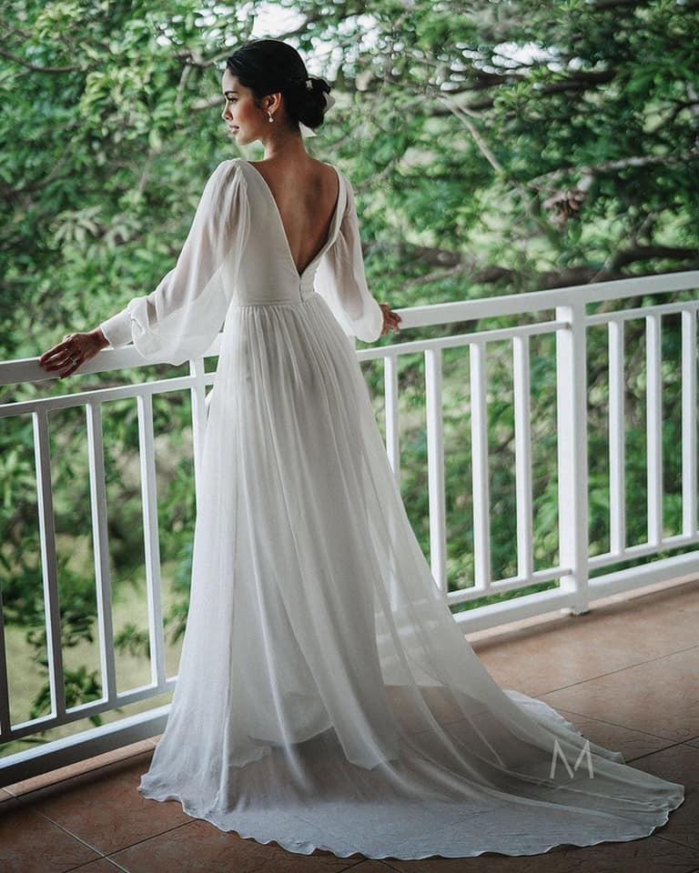 Megan Wedding Dress: Watch: Miss World 2013 Megan Young And Her Wedding